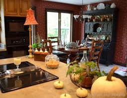 kitchen ideas for decorating 37 cool fall kitchen décor ideas digsdigs