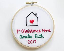 adoption embroidery etsy