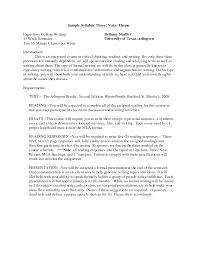 Narrative Essay Sample Papers College Personal Narrative Essay Examples