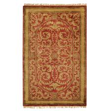 home decorators collection colette red 12 ft x 15 ft area rug