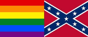 What Does The Word Flag Mean Which Is More Taboo The Confederate Flag Or The Rainbow Flag