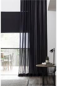 Charcoal Drapes Sheer Fabric Sheer Curtain Fabrics