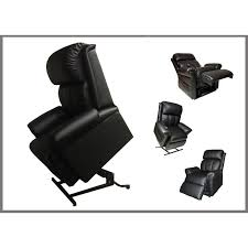 Lift Chairs Perth Electric Lift Chair W Massage Function In Black Buy Recliner Chairs