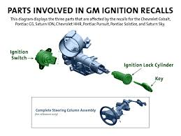 gm adds part to recall says key can be removed while running