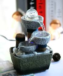fountain for home decoration fountain water features feng shui wheel desktop decoration home