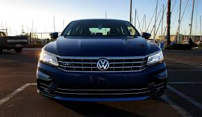 volkswagen passat r line blue 2017 vw passat 1 8t r line road test review by ben lewis