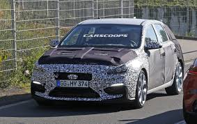 hyundai i30n could spawn awd rival to ford focus rs