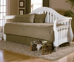 fanciful ing daybed mattress then brown wall design in bedroom