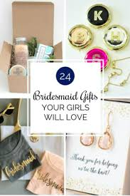 the ultimate list of bridesmaid ideas
