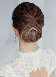 chignon mariage modèle de chignon pour mariage coiffure en image