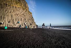 the black sand beach in iceland all you need to know about