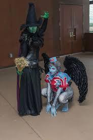 Halloween Costume Monkey Wicked Witch Flying Monkey Dallas Fan 2013 Oz