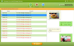 recover from android official tenorshare free android whatsapp recovery recover