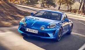 alpine a110 premiere edition renault reveals new car price
