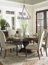 coventry hills ridgeview round dining table lexington home