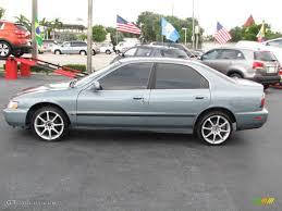 1996 honda accord lx green metallic 1996 honda accord lx sedan exterior photo
