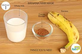 banana hair top 5 diy hair masks for dull and frizzy hair fab how