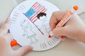 printable veterans day cards veterans day cards for kids to color project nursery