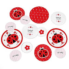 Ladybug Baby Shower Centerpieces by Modern Ladybug Baby Shower Decorations U0026 Theme Babyshowerstuff Com