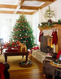 Living Rooms Decorated For Christmas | 25 beautiful christmas living rooms midwest living