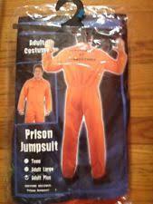Prison Jumpsuit Orange Prison Jumpsuit Ebay
