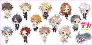 fuuto brothers conflict brothers conflict deka keychain fuuto my anime shelf
