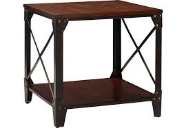 Oak End Table Side U0026 End Tables Small Accent Tables For The Living Room
