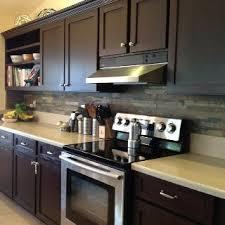 17 best images about slate countertops on pinterest home kitchen backsplash for dark cabinets locomote org