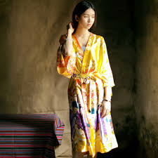 robe de chambre avec capuchon robe de chambre en soie pour femme galerie avec à capuchon robe de