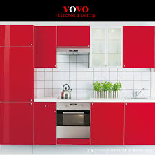 cream gloss kitchen tile ideas articles with red gloss kitchen designs tag gloss red kitchen