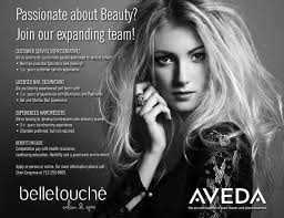 looking for a fabulous spa or salon job it begins with belle