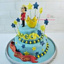g dragon birthday cake