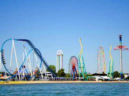 Biggest Six Flags Top 10 Amusement Parks Fans U0027 Favorite Theme Parks Travel