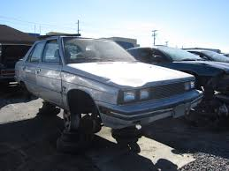 1983 renault alliance junkyard find 1985 renault alliance the truth about cars
