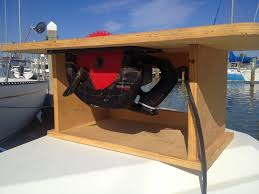 convert circular saw to table saw small boat projects making life aboard easier dock box carpentry