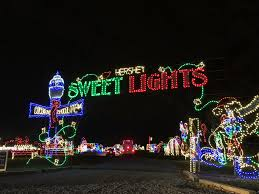 sweet lights hershey pa is hersheypark christmas candylane and sweet lights worth it