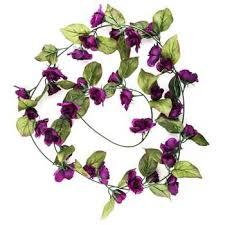 purple mini garland hobby lobby 29828