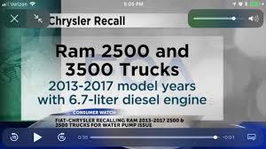 Dodge Truck Cummins Problems - water pump recall dodge cummins diesel forum