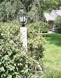granite lamp post gallery westwood mills