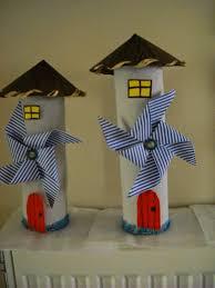 Que Faire Avec Des Rouleaux De Papier Toilette Activité A Faire Avec Les Enfants Diy Vacances Moulin Rouleau