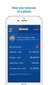 u s bank on the app store