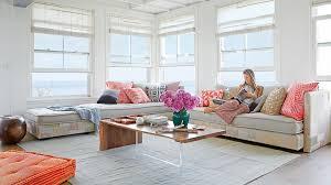 coastal living rooms 48 beautiful beachy living rooms coastal living