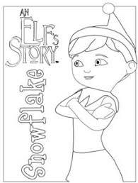 printable elf girl elf on the shelf girl coloring pages printable coloring pages for