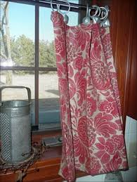kitchen red and black curtains nautical valances red curtains