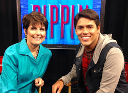 lucie arnaz pippin interview hd youtube