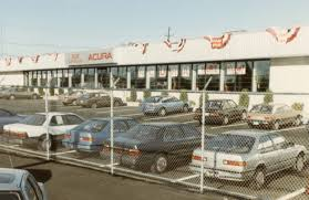 Acura Deler 1986 Employment At The Acura Dealer In New Jersey