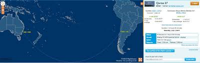 Hawaiian Airlines Route Map by Flat Earth Theory Debunked By Short Flights Qf27 U0026 Qf28 From