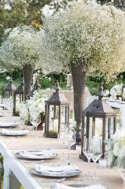 decoration mariage vintage décoration de mariage pour la table en 80 idées originales