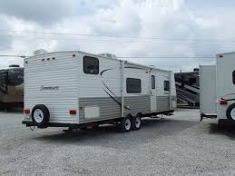 Arkansas travel net images 2009 springdale summerland 2920bh travel trailer 3902b wheels JPG