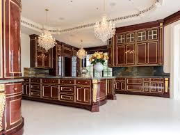 expensive kitchen cabinets an insane florida mansion that was once the most expensive home in